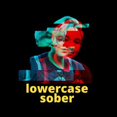 lowercase sober logo 2019